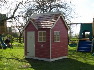 Damson Cottage Playhouse