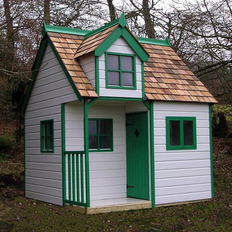 Badger Lodge playhouse
