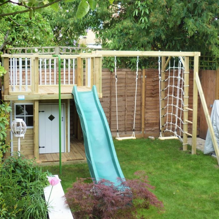 Clubhouse climbing frame