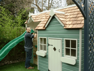 Small Space Playhouse
