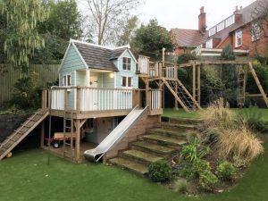 Children's playhouse in London